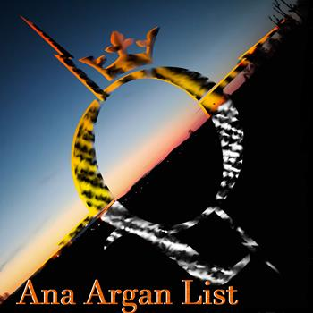 Ana Argan List - cover art