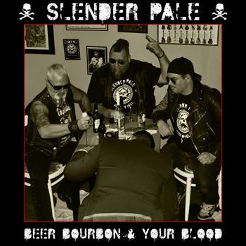 Beer, Bourbon & Your Blood - cover art